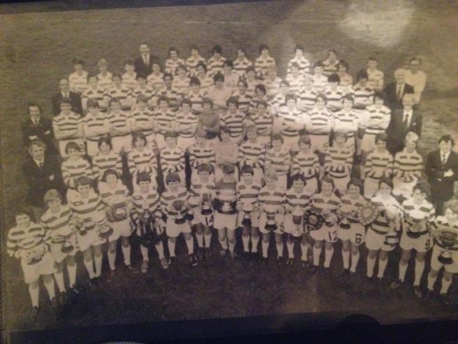 Celtic Boys Club 1979/80